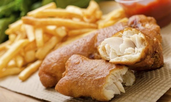 Find fabulously deep-fried fish & chips in Ottawa