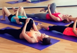 Hot yoga studios in Calgary