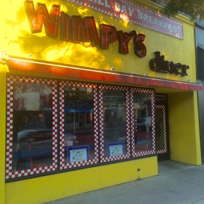 Wimpy's Diner - Burger Restaurants - 905-665-9856