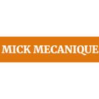 Mick Mecanique Inc - Logo