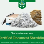 Recycling Makes Cents Ltd - Recycling Services