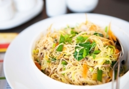 Go green: Upscale vegetarian restaurants in Vancouver