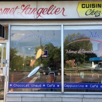 Gourmet Langelier - Restaurants