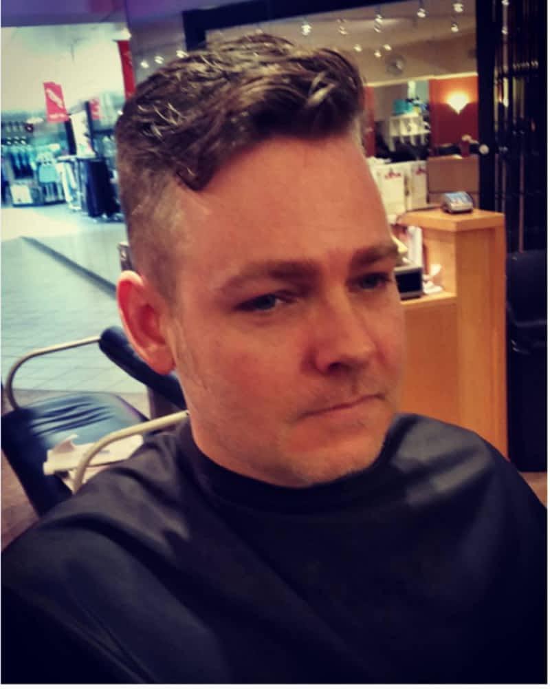 The Men S Room Barber Shop Toronto