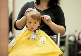 Edmonton hair salons that cater to kids