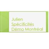 View Julien Spécificités Démo's Saint-Eustache profile