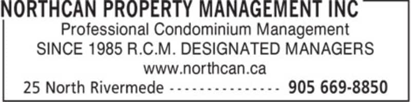 photo Northcan Property Management