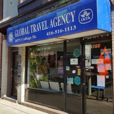 Global Travel Agency - Travel Agencies - 416-516-1113