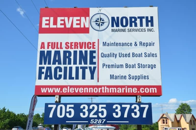 photo Eleven North Marine Services Inc