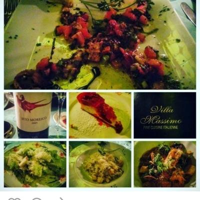 Villa Massimo Restaurant - Italian Restaurants - 450-444-3416