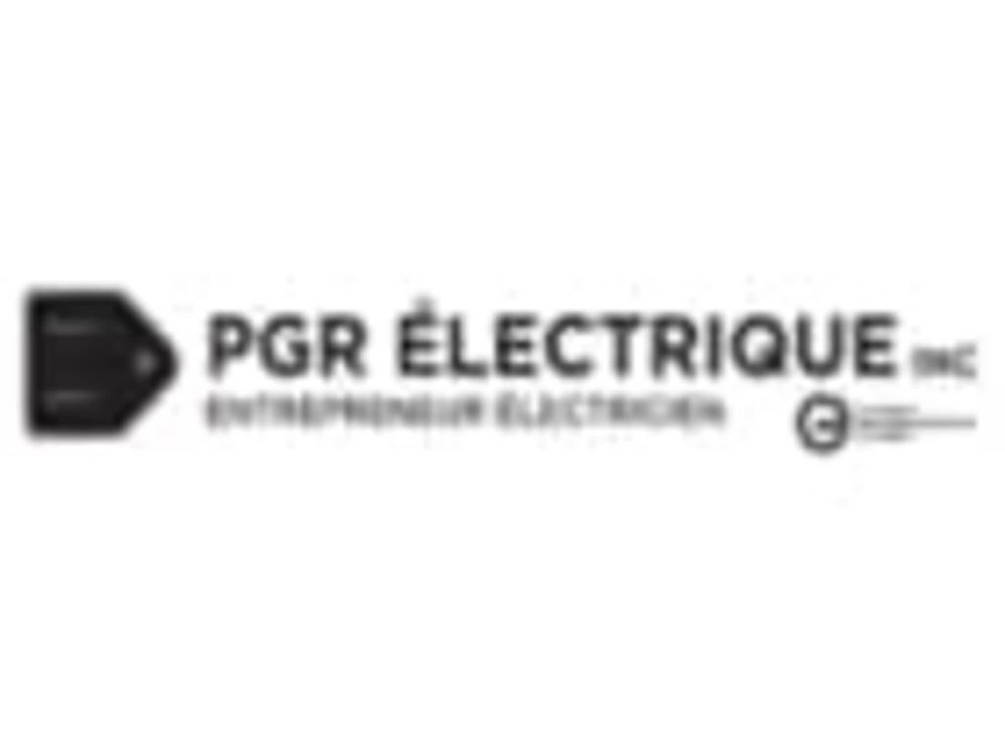 photo PGR Électrique Inc