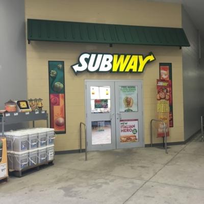 Subway - Sandwiches et sous-marins - 705-812-1241