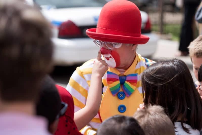photo Kenni The Clown