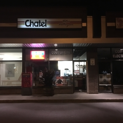 Les Nettoyeurs Chatel Inc  - Dry Cleaners - 450-671-5642