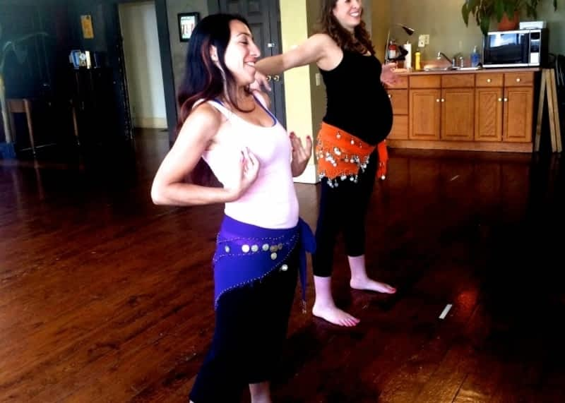 photo Happy Hips Pre-Post Natal Belly Dance
