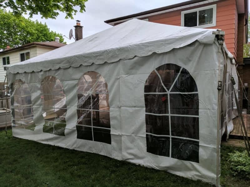Jh Special Events Party Amp Tent Rentals Canpages