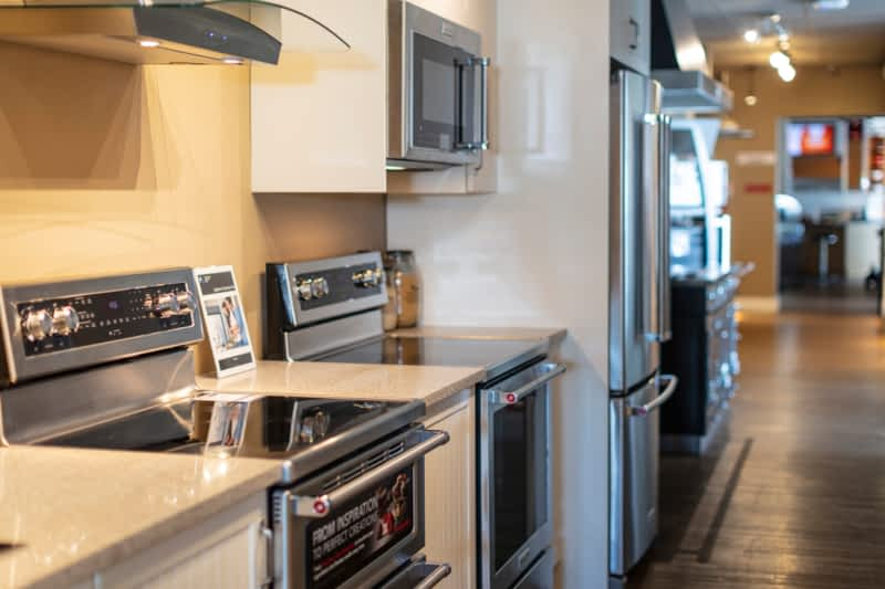 Lansdowne Appliance Gallery Sales Amp Service Victoria Bc