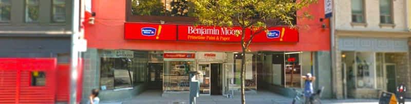 photo Primetime Paint & Paper Inc-Benjamin Moore Retailer