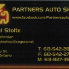 Partners Auto Shop - Car Repair & Service - 613-542-2882