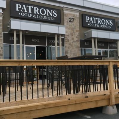 Patrons Gold&Lounge - Restaurants - 902-829-8888