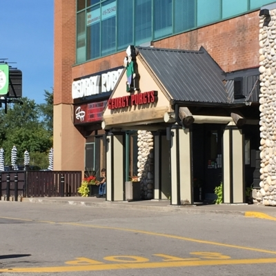 Georgy Porgy's - North York - Restaurants