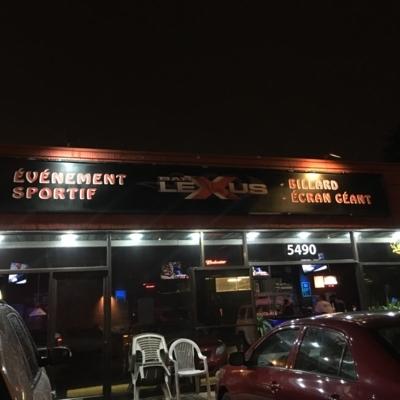 Bar Lexus - Brasseries - 450-445-1599