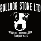Bulldog Stone - Cast Stone
