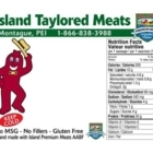 Island Taylored Meats - Meat Wholesalers - 902-838-3988