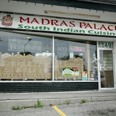 Madras Palace - Restaurants - 905-881-6220