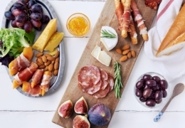 Prime time charcuterie plates in Vancouver