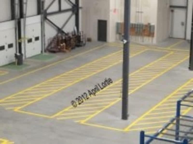 photo A1 Carp Pavement Marking