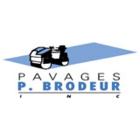 Pavages P Brodeur Inc - Entrepreneurs en pavage - 450-467-8441