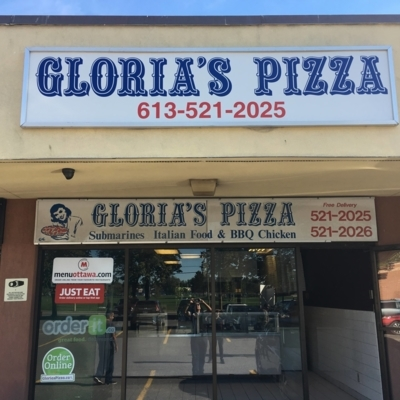 Gloria's Pizza - Pizza et pizzérias - 613-521-2025