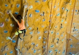 Rock on at these climbing gyms in Calgary