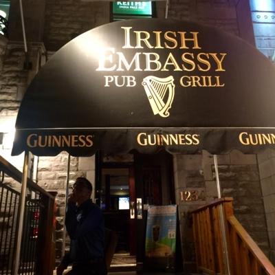 Irish Embassy Pub & Grill - Pubs - 514-875-8777
