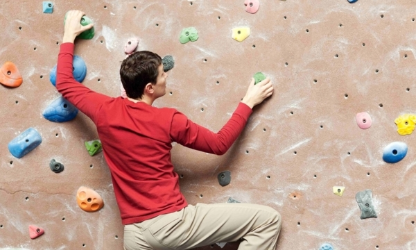 Get your climb on at Edmonton's top gyms