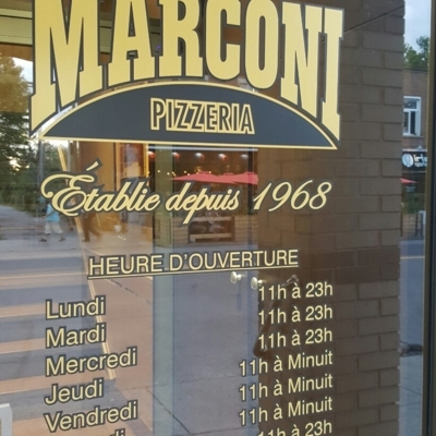 Marconi Pizza - Pizza et pizzérias