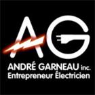 Andre Garneau Entrepreneur Electricien - Électriciens