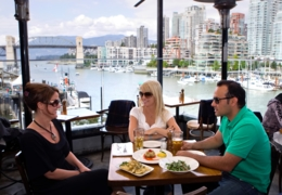 The best restaurants in Vancouver to have a meal with a view