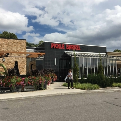 The Pickle Barrel - Restaurants - 416-493-4444