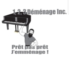 123 Demenage - Déménagement et entreposage - 450-531-6683