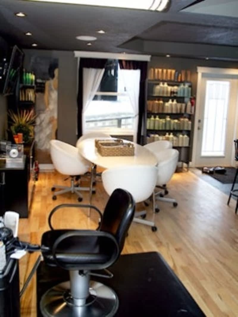 The Hair Lounge Airdrie Ab 113 1 St Nw Canpages