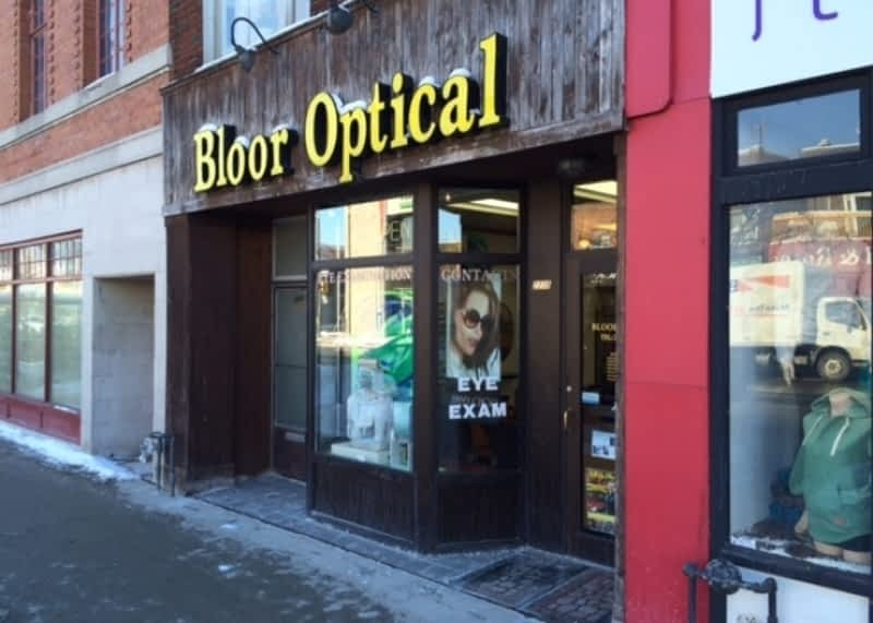 photo Bloor Optical