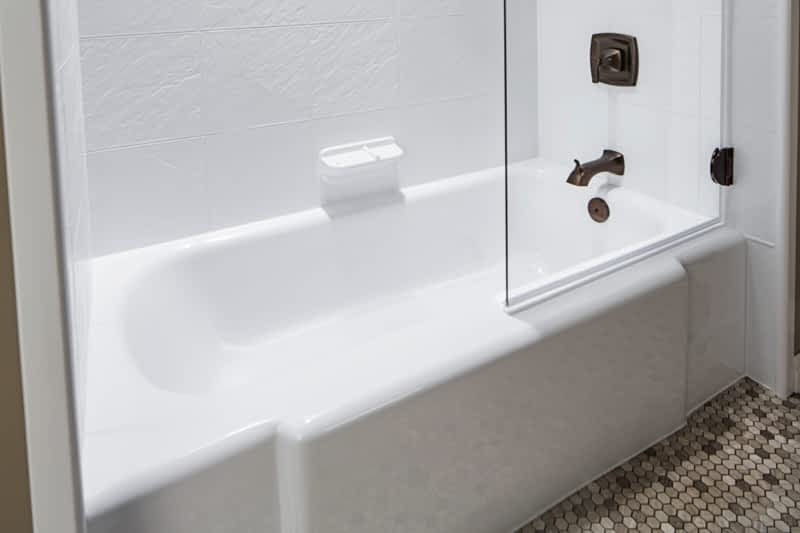 tub of after renovation bathtubs bathtub bathroom fitters work remodeling acrylic showers and bath fitter