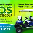 SOS Cars De Golf - Matériel de camping