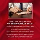 GH Immigration Svcs - Conseillers en immigration et en naturalisation