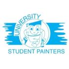 University Student Painters - Logo