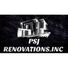 PSJ Renovations Inc. - Home Improvements & Renovations