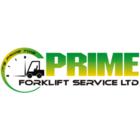 Prime Forklift Services Ltd - Logo