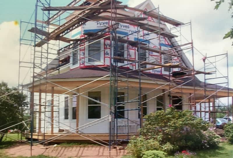 Lloyd Burns Construction Ltd Fredericton Nb 406 362